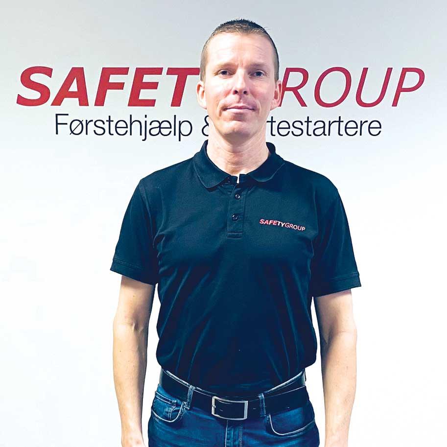 Karsten Leegaard